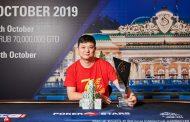 Yi Ye wygrywa Main Event EPT Open Soczi