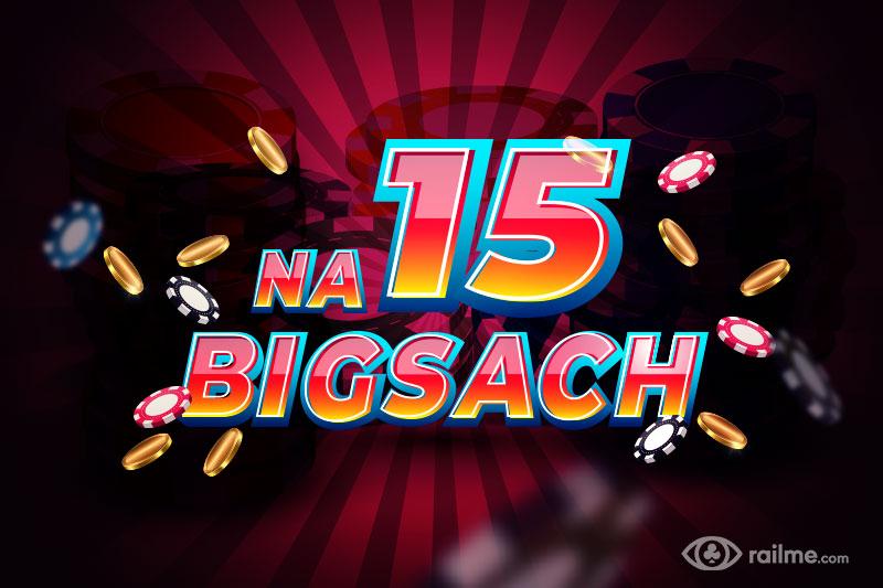 Na 15 bigsach - Maciej