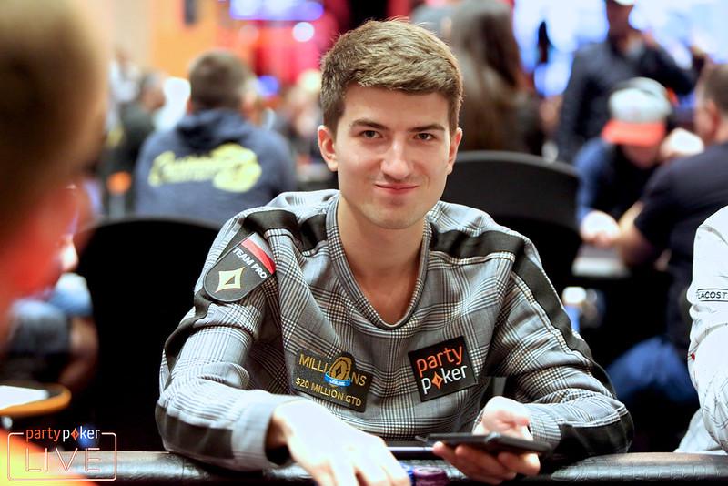Dima Urbanowicz odchodzi z grona ambasadorów PartyPoker