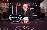 Grzegorz Gosk wygrywa Main Event Nordic Poker Championships!