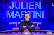 Poker Masters – Martini wygrywa Big Bet Mix. Kornuth liderem NLH