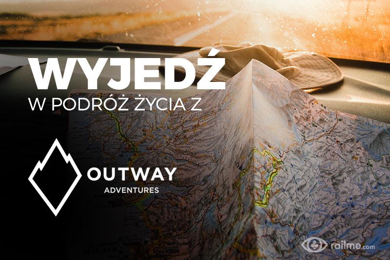 Wyjedź w podróż życia z Outway Adventures!