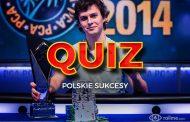 QUIZ #3 – Polskie sukcesy