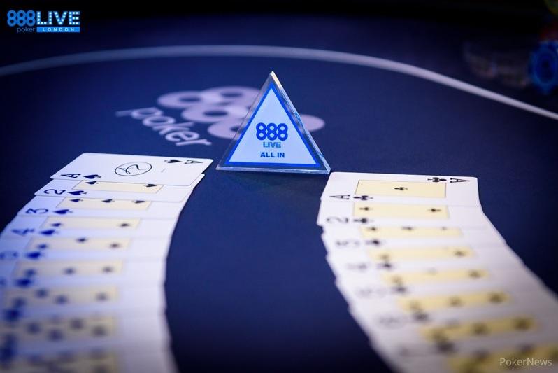 888poker LIVE Londyn 2019