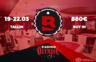Z powodu koronawirusa odwołano festiwal Bounty Poker Tour w Tallinie!