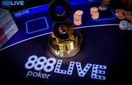Ogłoszono harmonogram 888poker LIVE w Tallinie