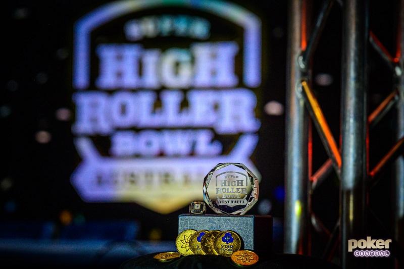 Super High Roller Bowl Australia