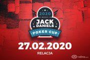 Jack Daniels Poker Cup XI - relacja na żywo 1:35