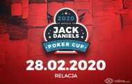 Jack Daniels Poker Cup XI ME dzień 1A - relacja na żywo 1:25