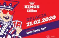 Kings of Tallinn dzień 2 - relacja na żywo 21:45