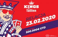 Kings of Tallinn finały - relacja na żywo 18:30