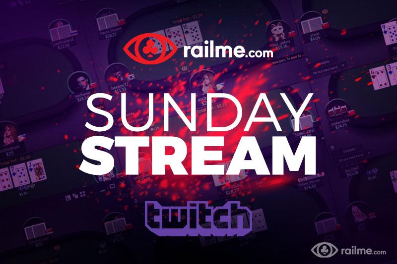 Sunday Stream – dzisiejsza transmisja startuje o 20:00