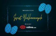 Redakcja RailMe życzy wesołych Świąt Wielkanocnych!