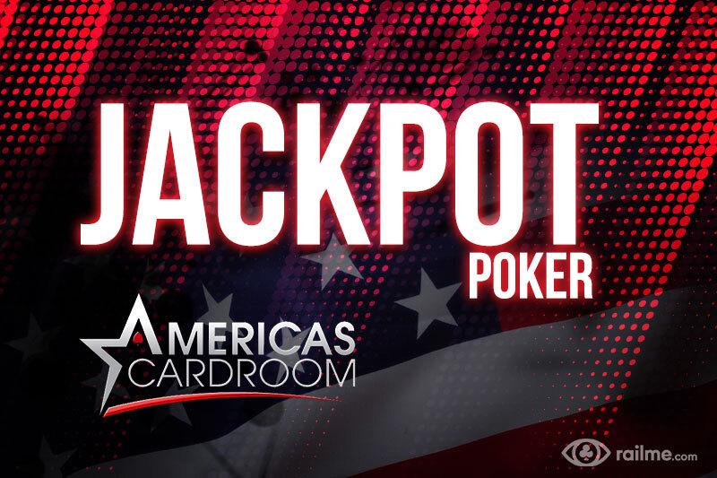 Jackpot Poker na Americas Cardroom - fortuna w kilka minut!