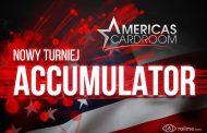 Accumulator na Americas Cardroom - cotygodniowe pompowanie puli nagród!