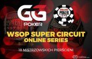 Sukces WSOP Circuit na GGPoker. Pula nagród wyniosła 135 milionów dolarów