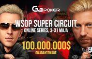 Dzisiaj zakończenie festiwali WSOP Super Circuit Online Series i SCOOP
