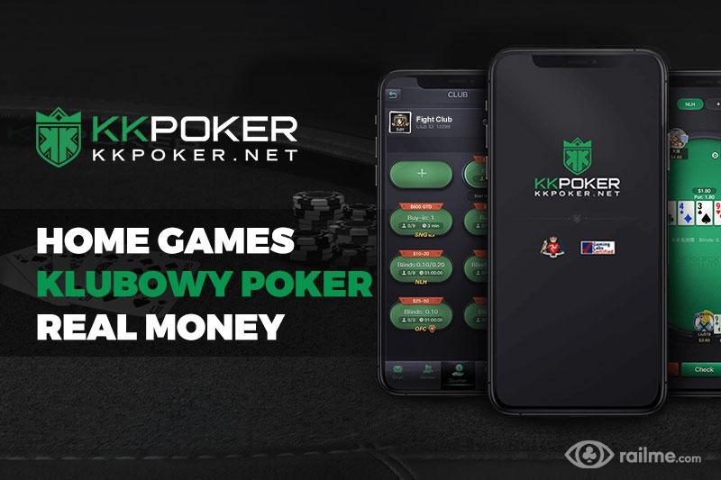 KKPoker - home games i klubowy poker w najlepszym wydaniu