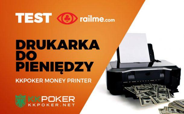 Drukarka do pieniędzy - nierealna promocja na KKPoker!!
