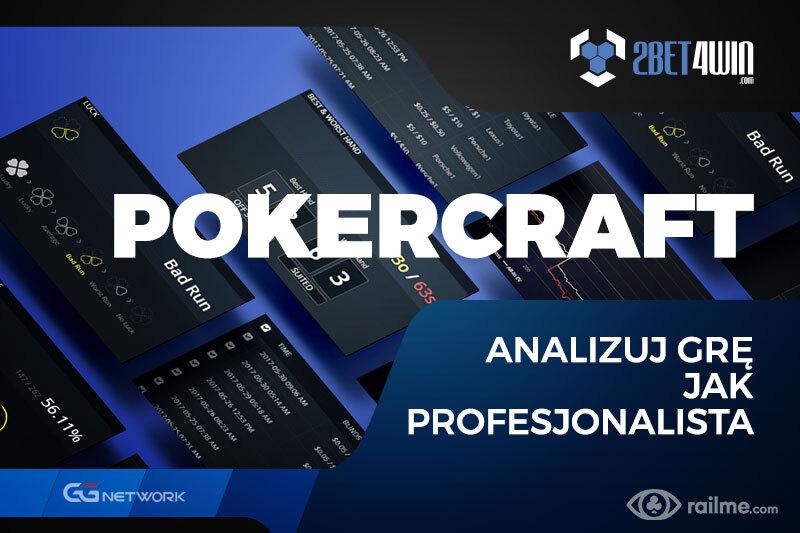 PokerCraft na 2bet4win - analiza gry na mistrzowskim poziomie