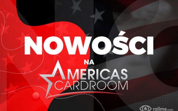 Americas Cardroom wprowadza Bomb Pots i aktualizuje oprogramowanie