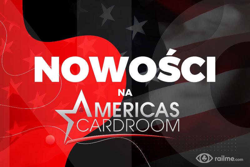 Americas Cardroom wprowadza opcję Bankroll Beneficiaries