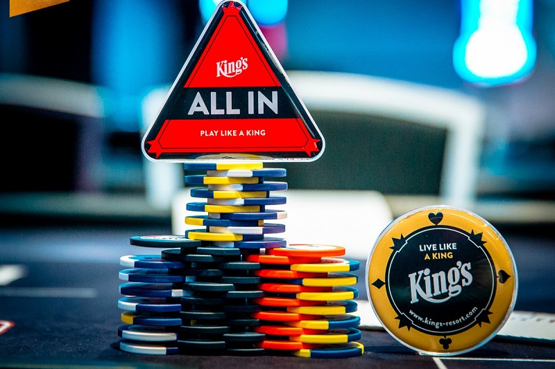 Harmonogramy lipcowych turniejów w King's Resort Rozvadov