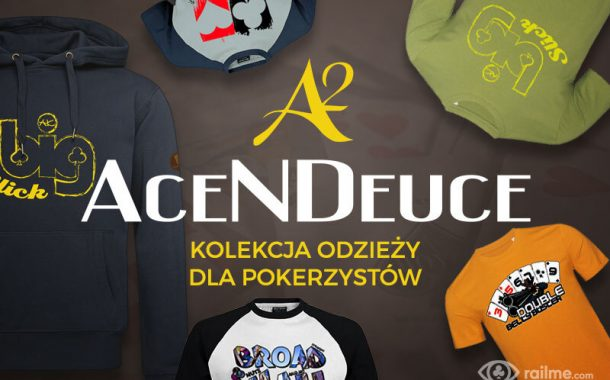 AceNDeuce - odzież dla pokerzystów z rabatem od RailMe