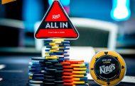 Harmonogram październikowych turniejów w King's Resort Rozvadov