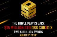 Kolejny festiwal OSS Cub3d od 2 do 31 sierpnia - 15.000.000$ w puli