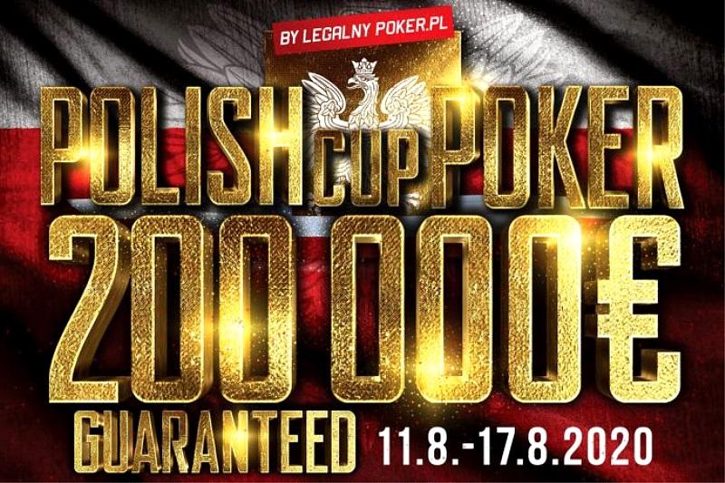 200.000€ w gwarantowanej puli nagród Main Eventu Polish Poker Cup