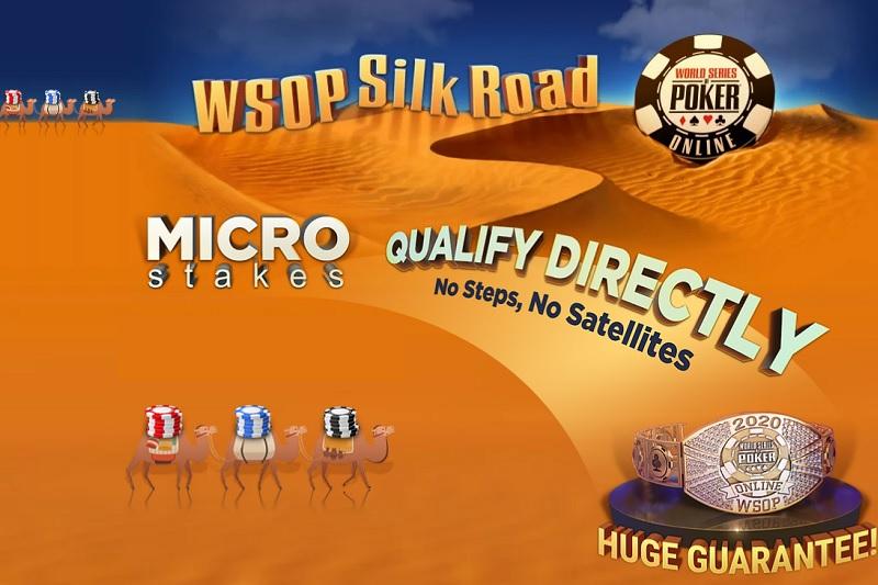 GGNetwork rusza z promocyjnymi turniejami WSOP Silk Road