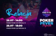 Poker Fever Special – dzień 1C+1D – relacja na żywo 03:20