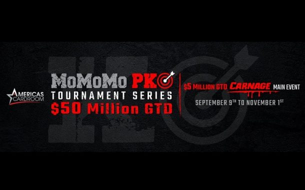 MoMoMo PKO Tournament Series - 50.000.000$ do wzięcia w turniejach na ACR