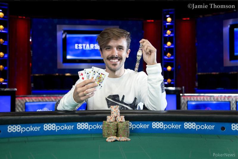 WSOP Online – Yuri Dzivielevski z drugim tytułem w karierze
