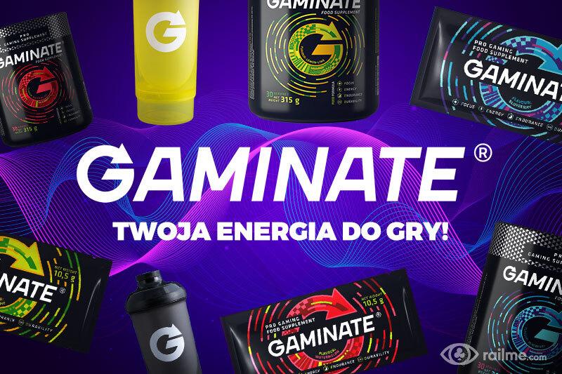 Gaminate - Twoja energia do gry!