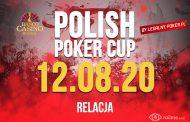 Polish Poker Cup dzień 1B - relacja na żywo - 04:30