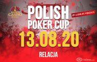 Legalny Poker Cup dzień 1 - relacja na żywo - 02:20