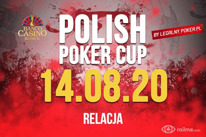 Polish Poker Cup dzień 1C+1D – relacja na żywo - 04:15
