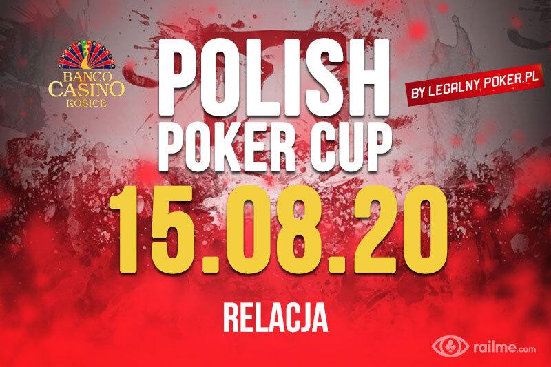 Legalny Poker Cup finał + High Roller – relacja na żywo - 02:40