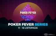 Ogłoszono harmonogram listopadowego Poker Fever Series