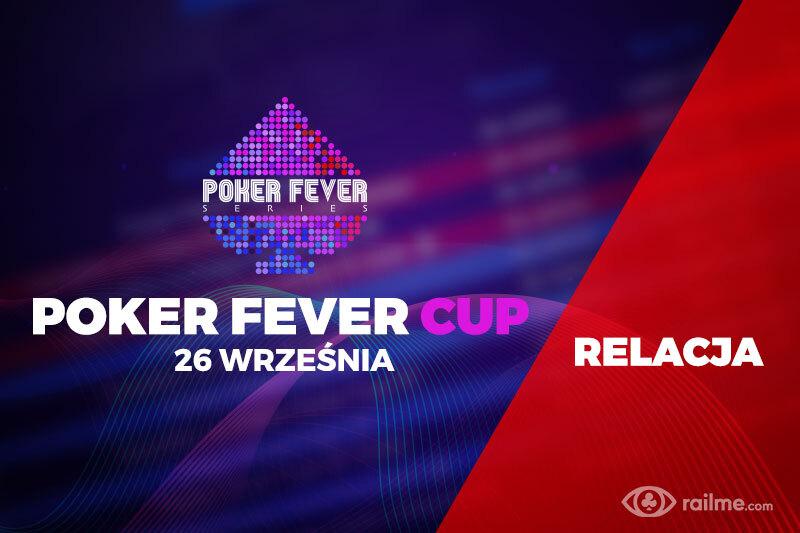 Poker Fever Cup - dzień 1B+1C - relacja na żywo 03:10