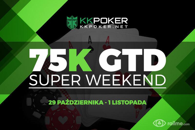 Super Weekend na KKPoker już w tym tygodniu!