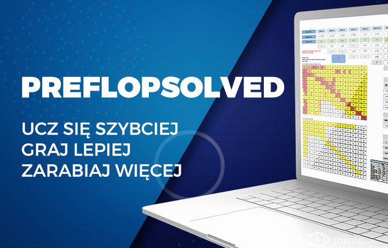 PreflopSolved - poznaj nowoczesne narzędzie do nauki gry przed flopem!