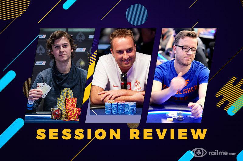 Session review - Dominator, SoSick i Teges uczą wygrywać w pokera!