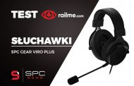 Test RailMe.com – Słuchawki SPC Gear Viro Plus