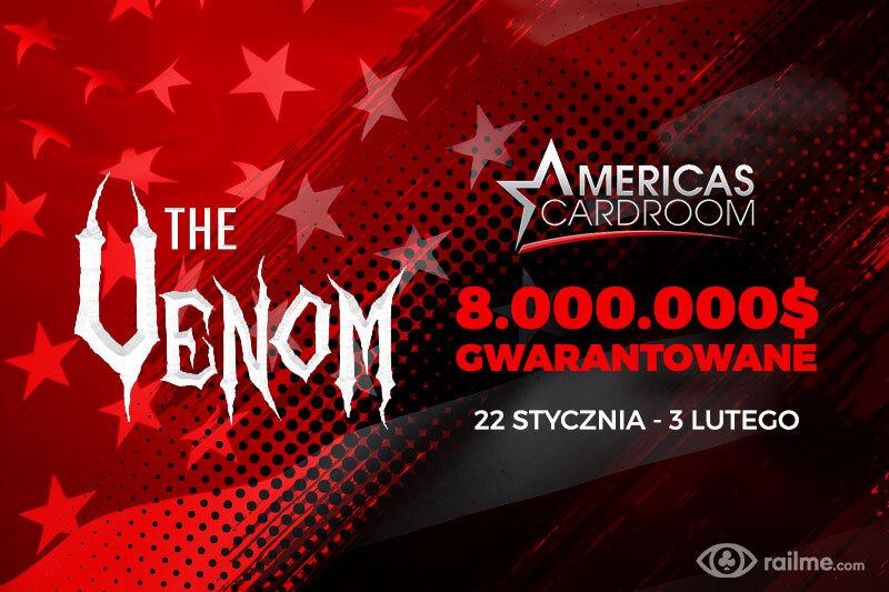 8.000.000$ gwarantowane w kolejnej edycji The Venom