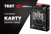 Test RailMe.com - 4-kolorowe karty Coyote Cards