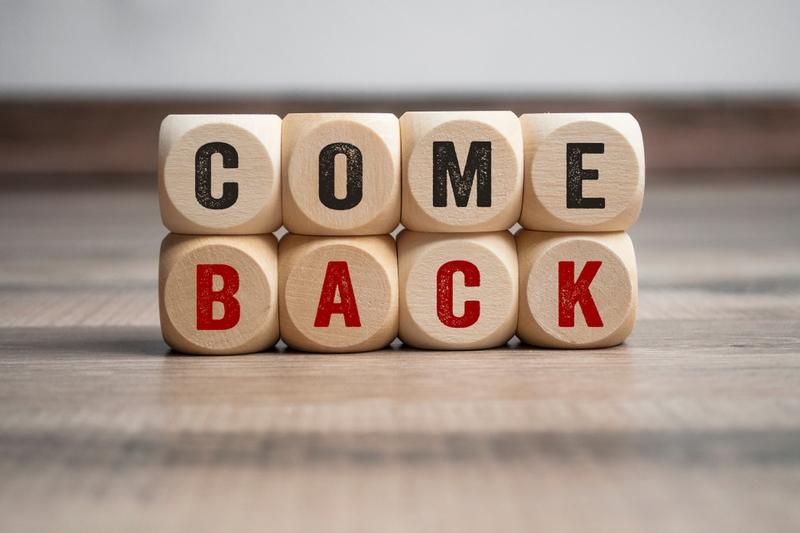 Rzeżuch blog #4- Come back, bejbe !