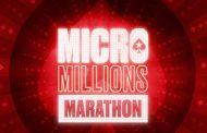 107 turniejów w harmonogramie Micro Millions Marathon